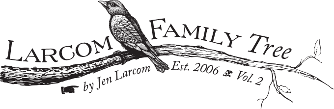 Larcom Family Tree